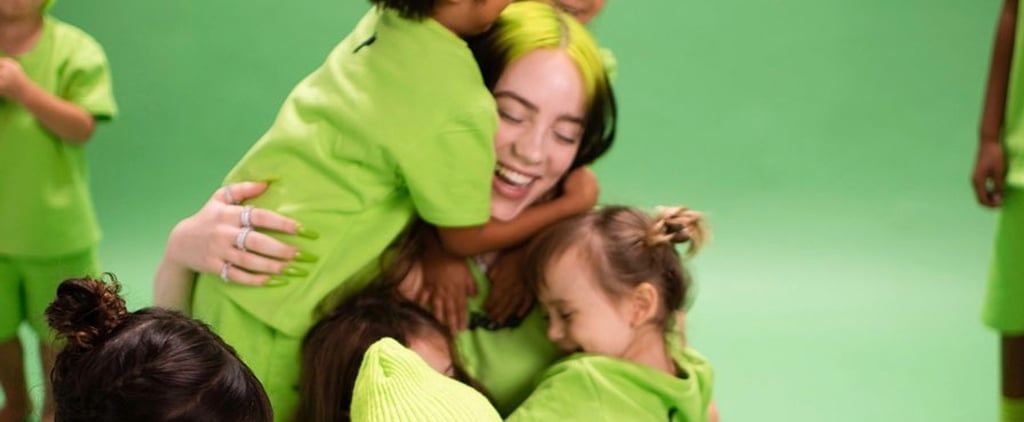 Billie Eilish Released Clothes For Kids