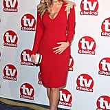 Catherine Tyldesley at the TV Choice Awards in September 2014