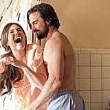 When Jack Gets Frisky in the Shower