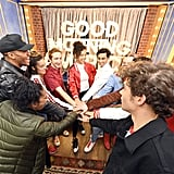 High School Musical Series Cast Performing on GMA Video