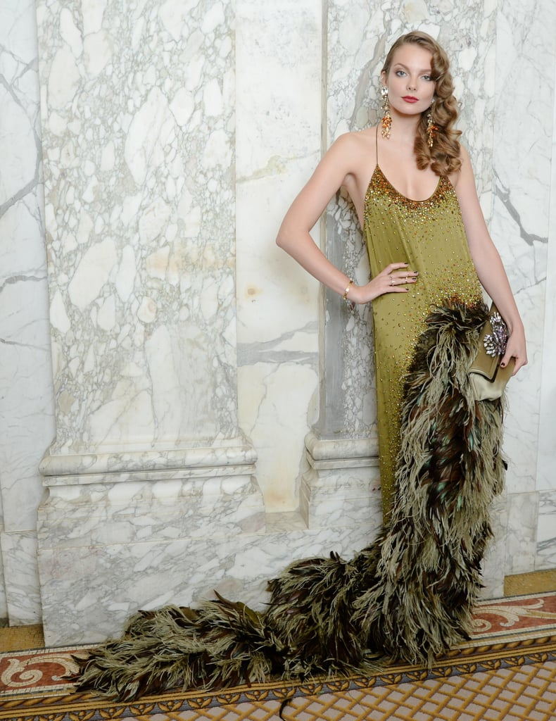 Eniko Mihalik at the 2013 amfAR Inspiration Gala. Source: Matteo Prandoni/BFAnyc.com