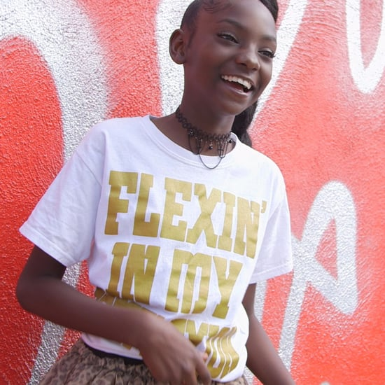 Flexin' in Her Complexion Kheris Rogers 10 year old business