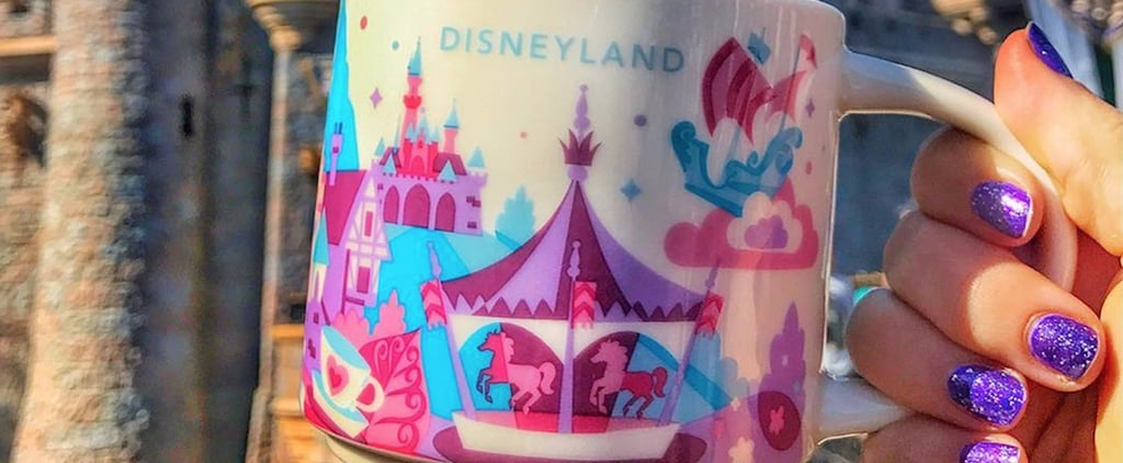 Starbucks Can't Keep This Dreamy Disneyland Mug in Stock