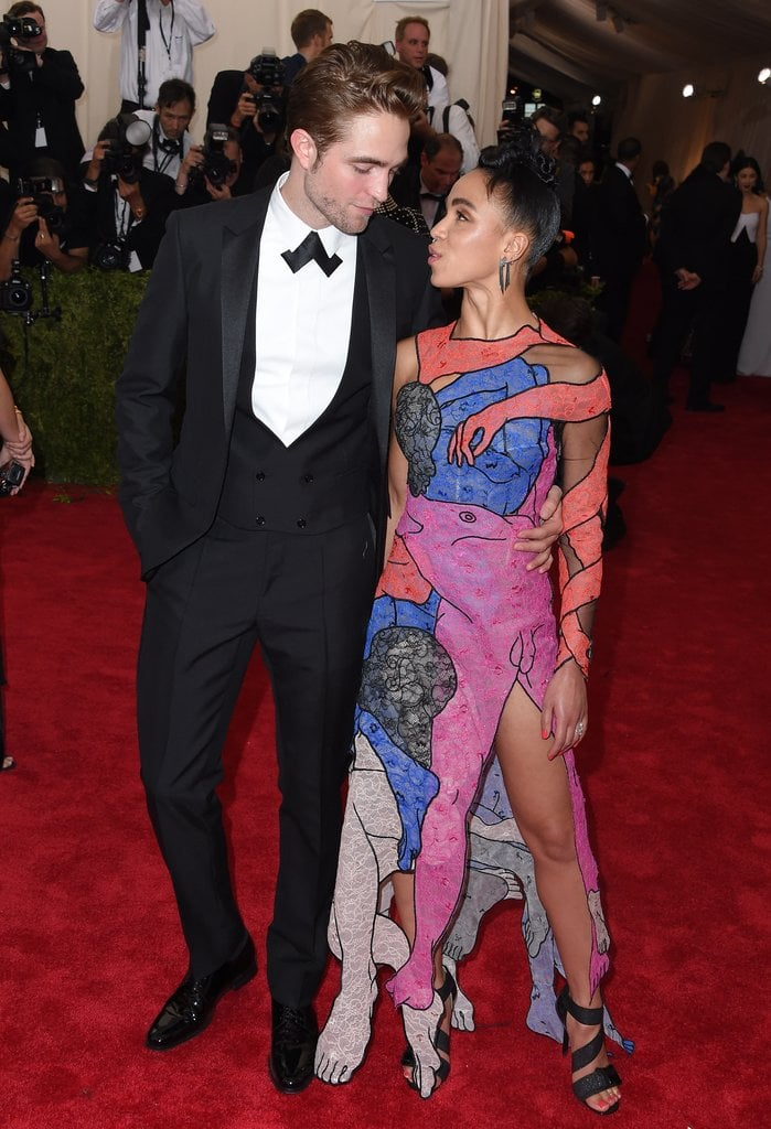 Engaged celebrity couples popsugar celebrity robert pattinson and fka twigs sciox Gallery