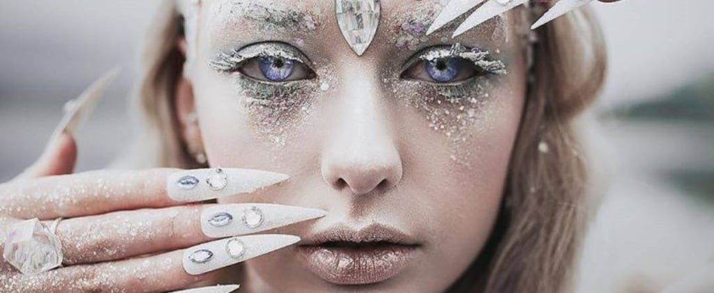 28 Ice Queen Halloween Makeup Looks That Are Chill AF