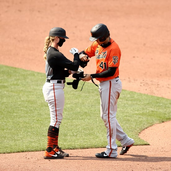 Alyssa Nakken of SF Giants Is First Woman's MLB Coach