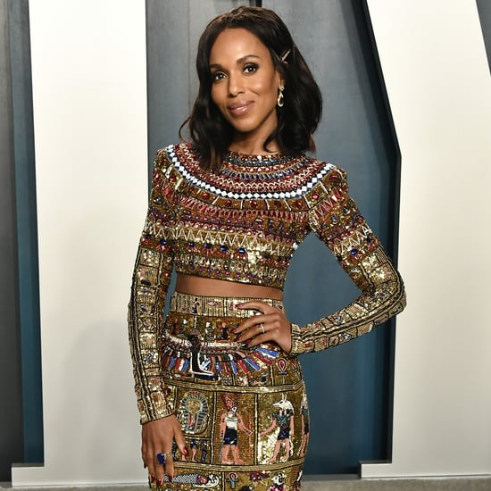 Kerry Washington's Zuhair Murad Dress at Oscars Party 2020