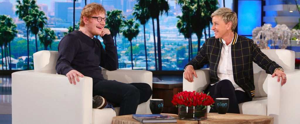 Ed Sheeran's Disgusting Story About His Foot Will Oddly Make You Love Him Even More