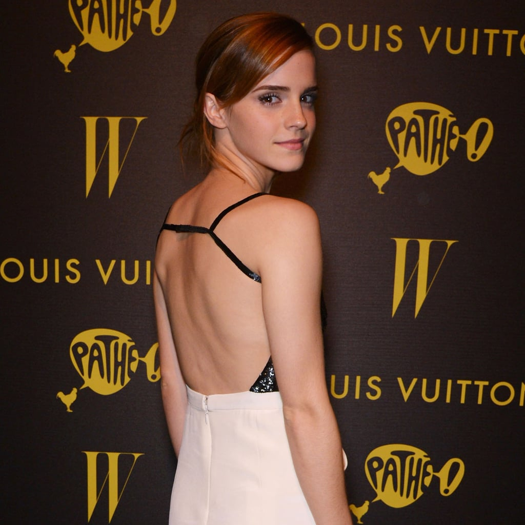 Ring Leader: See Emma Watson's Charming Promotional Style