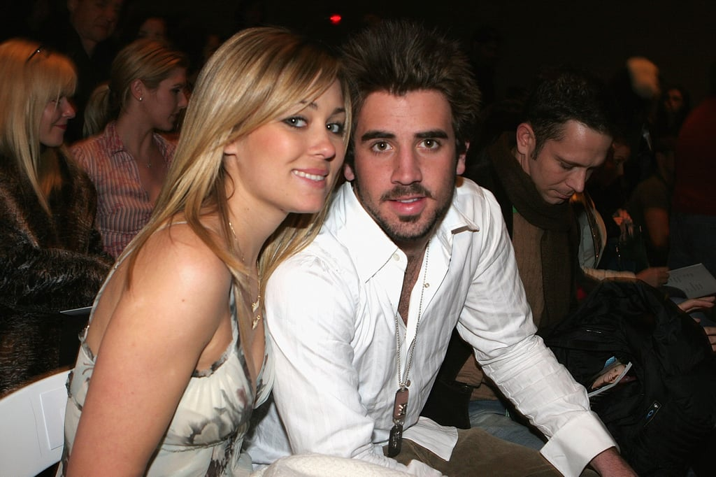 Lauren Conrad and her then-boyfriend Jason Wahler were together in NYC in February 2006 for Zang Toi.
