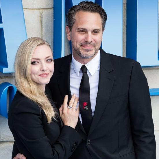 Amanda Seyfried and Thomas Sadoski Welcome Second Child