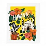 Rifle Paper Co. Every Day Print Hart Havana ($24)