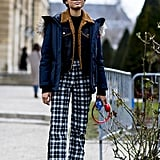 Paris Fashion Week Street Style Fall 2018