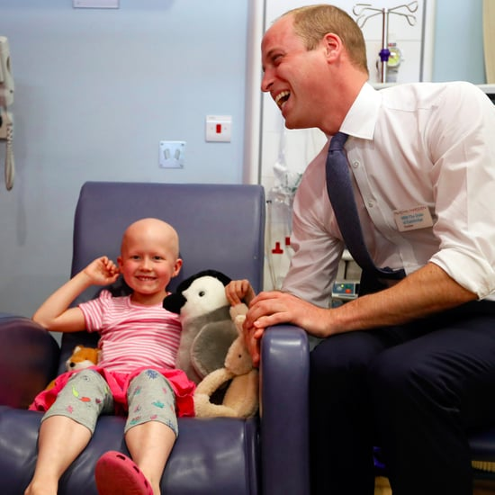 Prince William's Charity Work