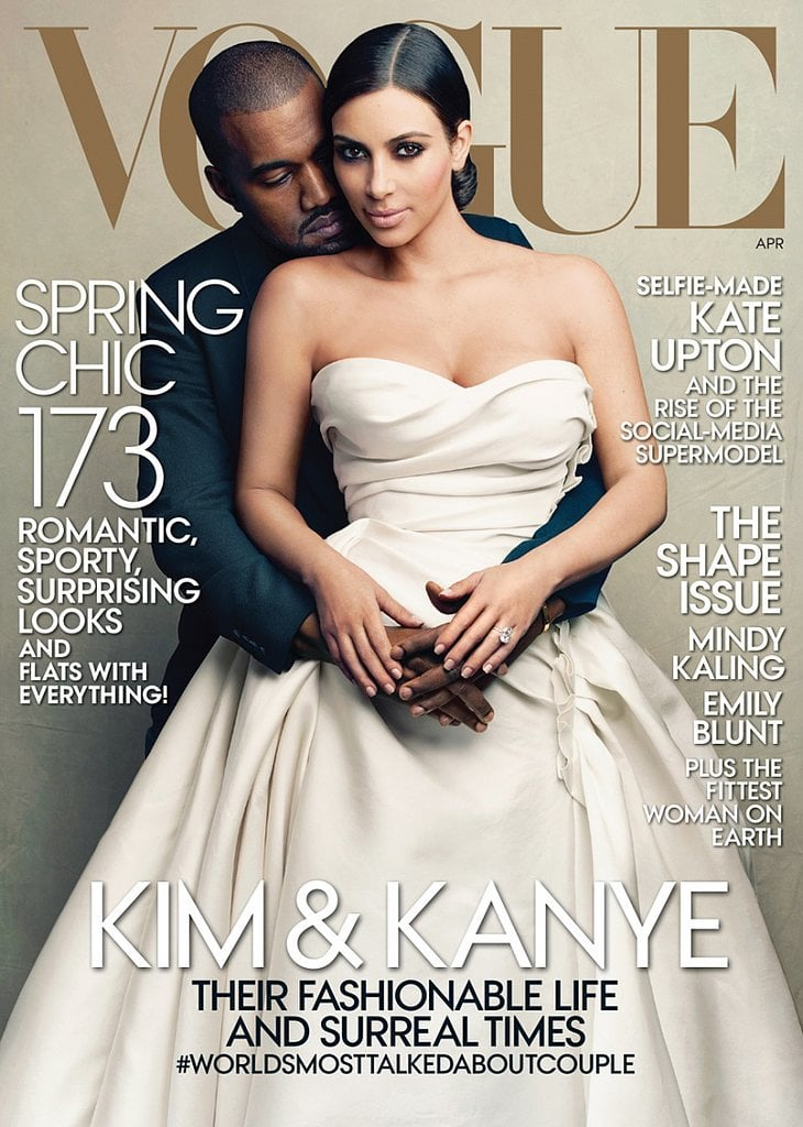 When Kim's Vogue Spread Proved the Haters Wrong