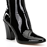 Louise et Cie Verdana Patent Leather Ankle Booties