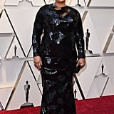 Queen Latifah at the 2019 Oscars