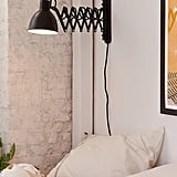 Accordion Arm Sconce