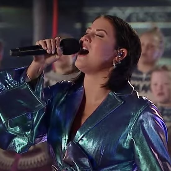 "Watch Molly Sanden ""Husavik"" Oscars 2021 Performance Video"