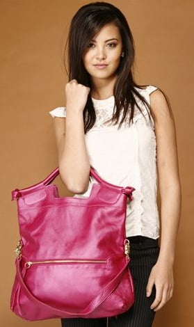 Foley + Corinna Fuchsia Tote: Love It of Hate It?
