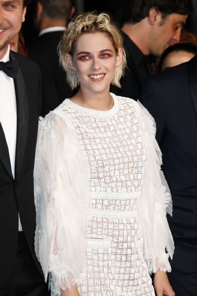 Kristen Stewart touched down in France for the Cannes Film Festival last week, and she is already one of the coolest stars on the red carpet. Kristen was all smiles during a photocall for her new film, Woody Allen's Café Society, last Wednesday when she got silly with the crowd by snapping a few photos on her disposable camera. Later that evening, she stunned at the movie's premiere with her glamorous getup, and the next day, she posed for a few photos with costar Blake Lively. On Sunday, the actress attended the American Honey premiere with ex-girlfriend Alicia Cargile by her side. The last time we saw these two together was during a coffee run in LA, just days after Kristen's split from Soko. During her latest Cannes outing on Tuesday, she attended both a photocall and premiere with her costars for her new film Personal Shopper. To see more of the event, check out all the glamorous arrivals.