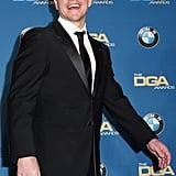 Pictured: Matt Damon