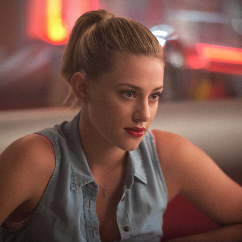 Betty Cooper in Riverdale
