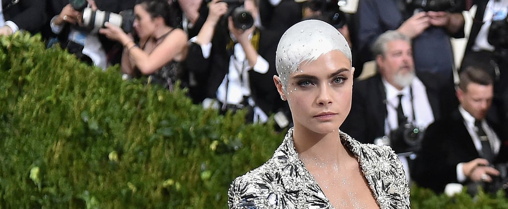 "Cara Delevingne: It's ""Exhausting"" to Deal With Society's Beauty Standards"