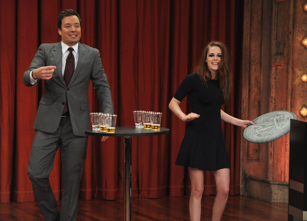 Kristen Stewart at Jimmy Fallon | Pictures