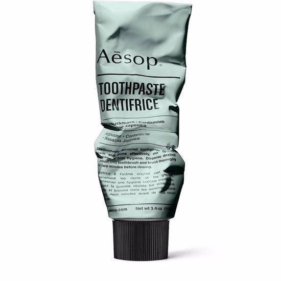 Aesop Wasabi Toothpaste Review