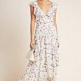 Sau Lee Jasmine Sequinned Maxi Dress