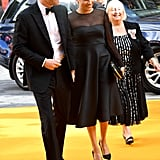 Meghan Markle Prince Harry Lion King Premiere Pictures 2019