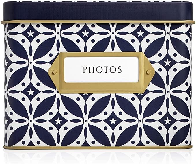 Jot & Mark Photo Organizer Storage Box
