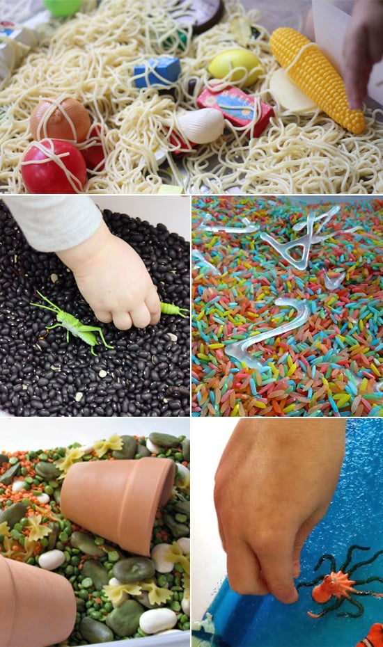 DIY Sensory Bins That Your Little One Will Love