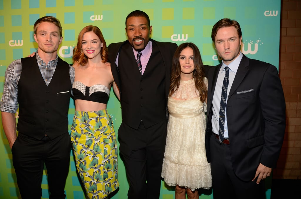 The whole cast of Hart of Dixie was on hand for the Fall lineup unveiling.