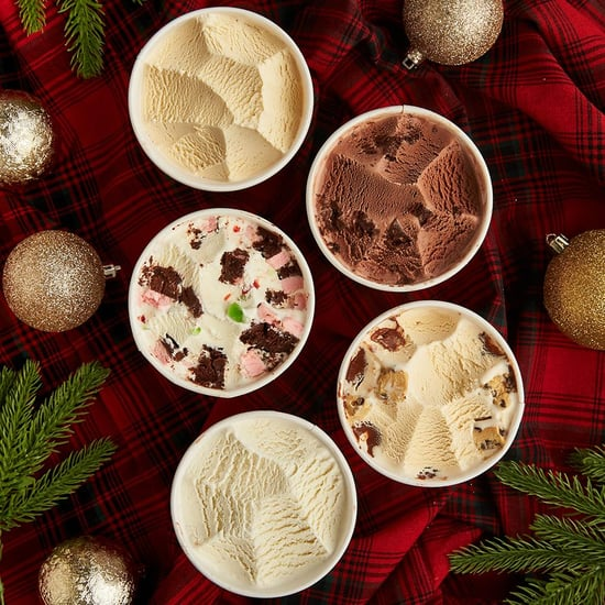 Dwayne Johnson Salt & Straw Holiday Ice Cream Flavours