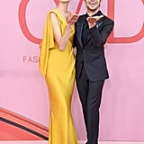 FeiFei Sun and Zac Posen at the 2019 CFDA Awards