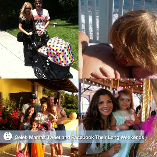 Celebrity Moms and Memorial Day