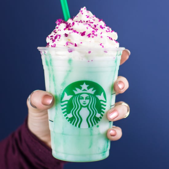 What's in the Starbucks Crystal Ball Frappuccino?