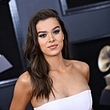 Hailee Steinfeld Hair and Makeup Grammys 2018
