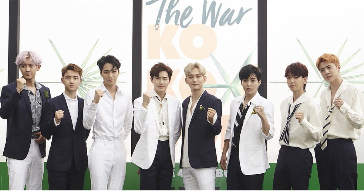 Exo Concert 2018 Philippines >> K-Pop Concert in Dubai 2018 | POPSUGAR Middle East Celebrity and Entertainment