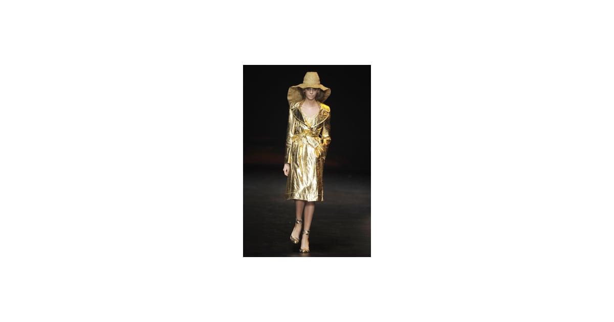 Vivienne Westwood Show London Fashion Week. Spring/Summer ...