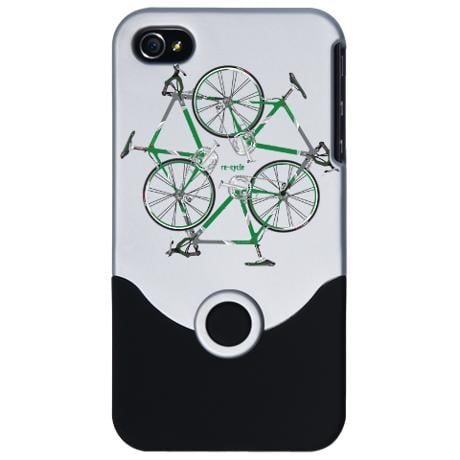 Cafe Press Re-Cycle iPhone Case ($25)