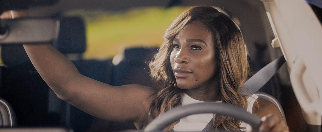 ما هو نوع السيّارة التي تقودها سيرينا ويليامز؟