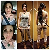 Lara Croft From Rise of the Tomb Raider