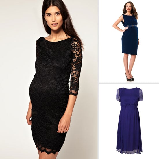Silk and Sequins: The Best Bump-Friendly Dresses For New Year's Eve