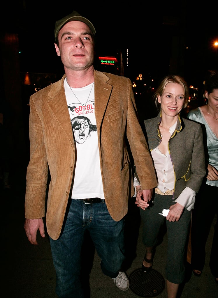 Liev Schreiber and Naomi Watts made the trek north for the 2005 festival.