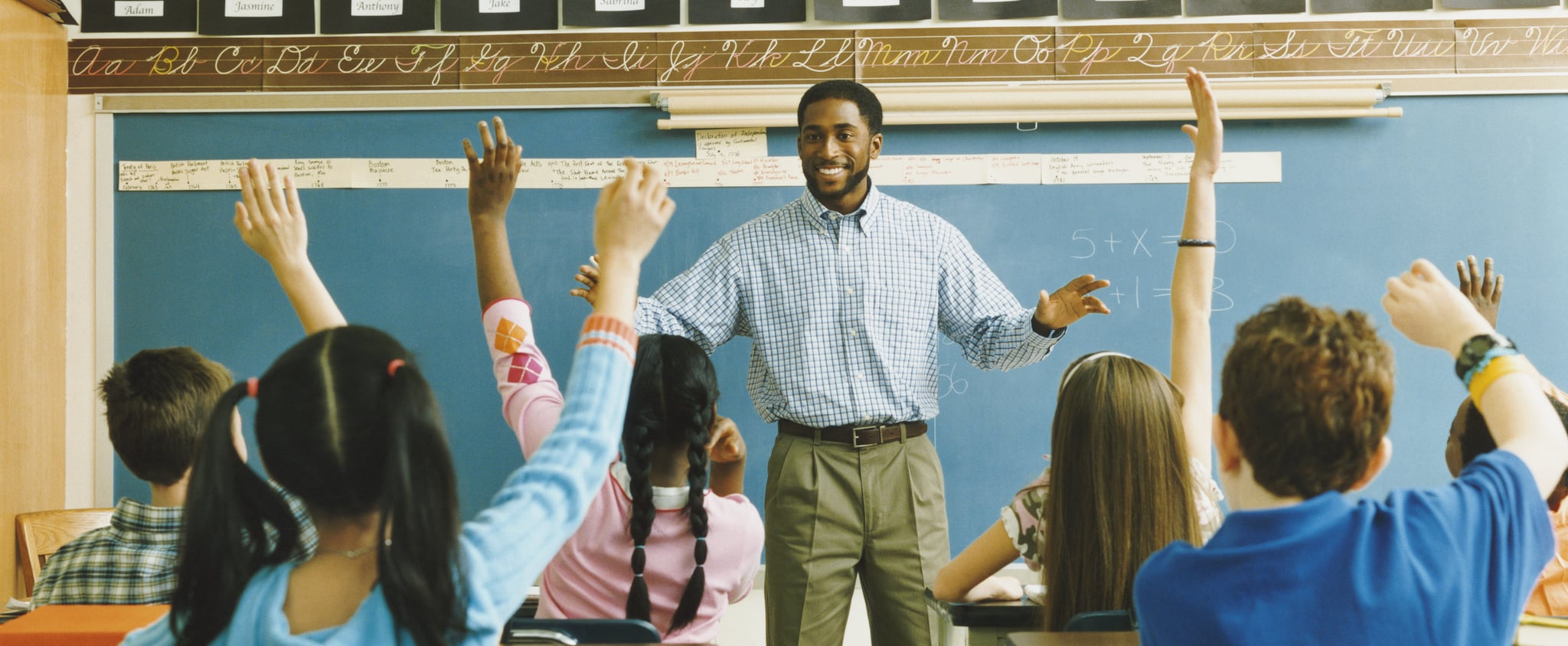 Why We Need More Black Teachers in America