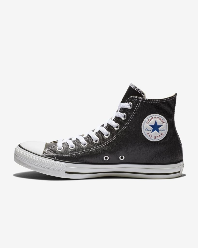 2cbbe1c5107b Converse Chuck Taylor All Star Leather Unisex High Tops