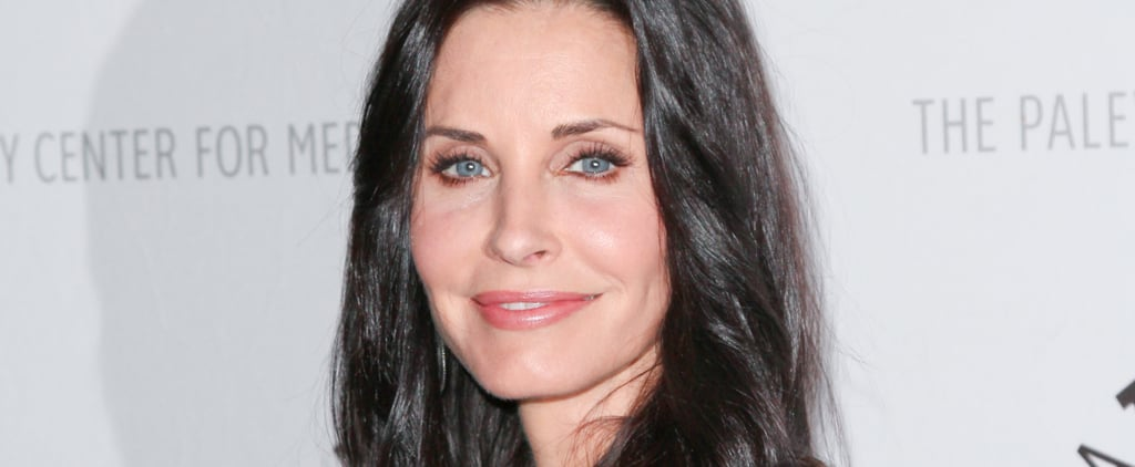 Courteney Cox on Coco Becoming a Big Sister